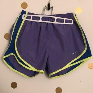 Nike Shorts Size Small Purple